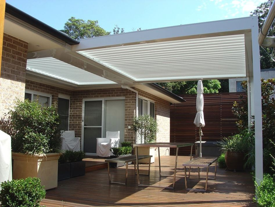 Outdoor Louvre Roof Systems, Pergolas & Gazebos NZ ...